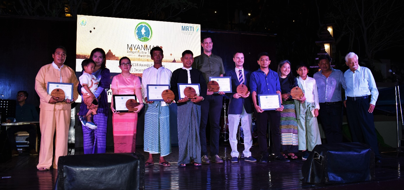 Raising Awareness of Myanmar's Responsible Tourism Leaders